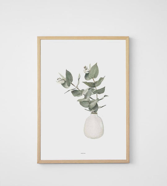 Father Rabbit | Eucalyptus Print