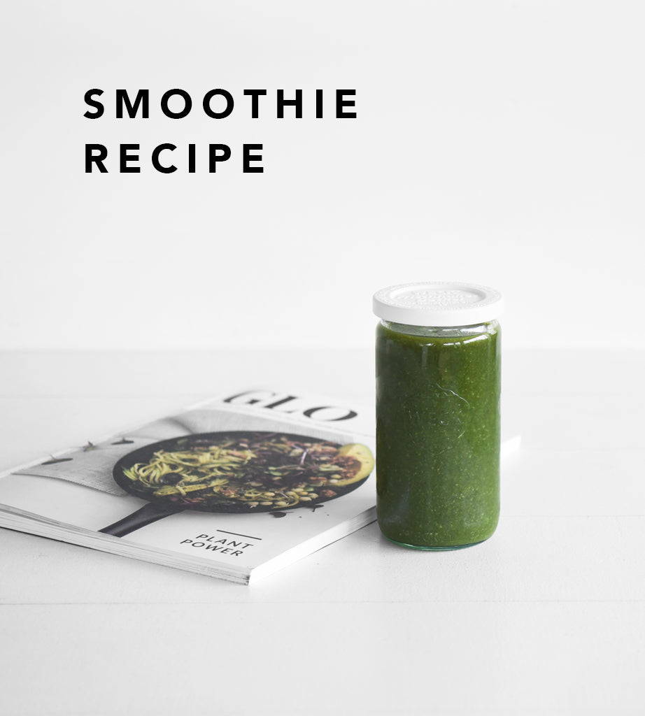 GREENLEAF ORGANICS SMOOTHIE RECIPES