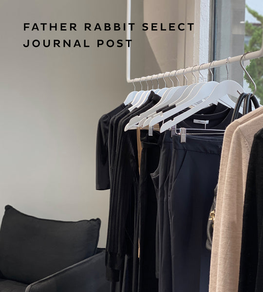 Father Rabbit Select Journal Post