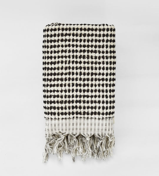 Father Rabbit Goods | Turkish Towel | The Pom Pom