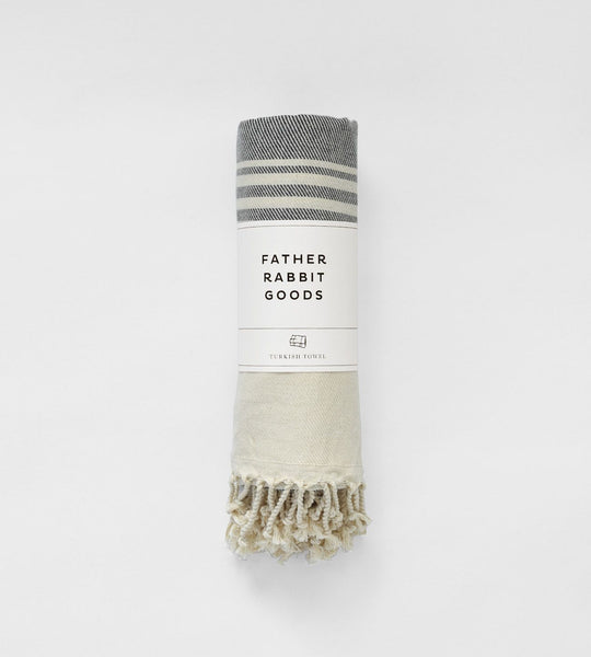 Father Rabbit Goods | Turkish Towel | The Resort