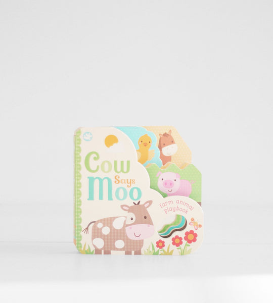 Cow Says Moo | Board Book