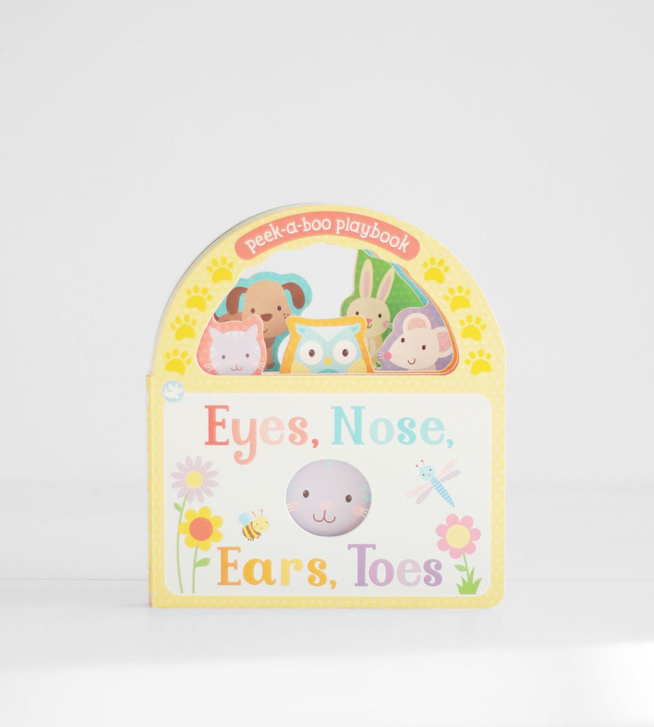 Peek A Boo Book | Eyes, Nose, Ears, Toes