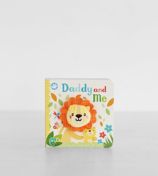 Daddy & Me | Finger Puppet Book