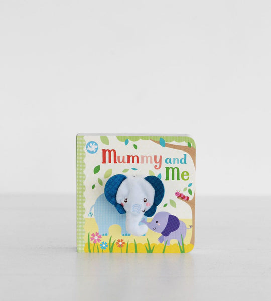 Mummy & Me | Finger Puppet Book