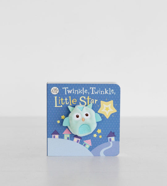 Twinkle Twinkle Little Star | Finger Puppet Book