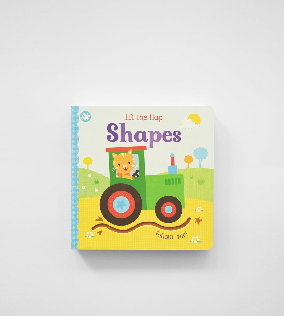 Little Me Lift the Flap | Shapes