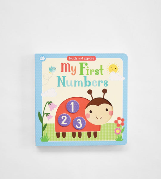 My First Numbers | Board Book