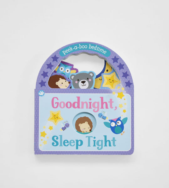 Peek A Boo Book | Goodnight, Sleep Tight
