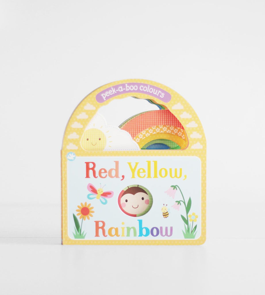 Board Book | Red, Yellow, Rainbow