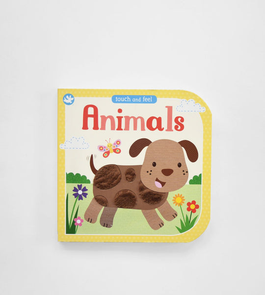 Little Me Touch & Feel Book | Animals