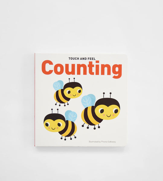 Counting Board Book | Touch & Feel