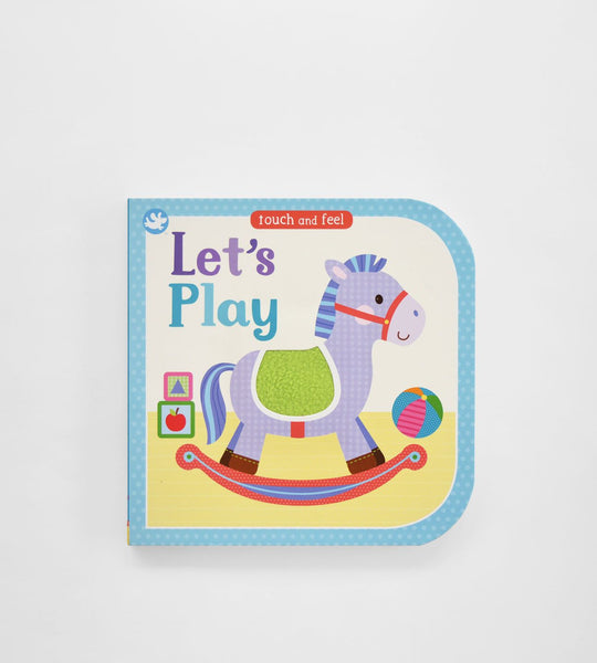 Little Me Touch & Feel Book | Let's Play