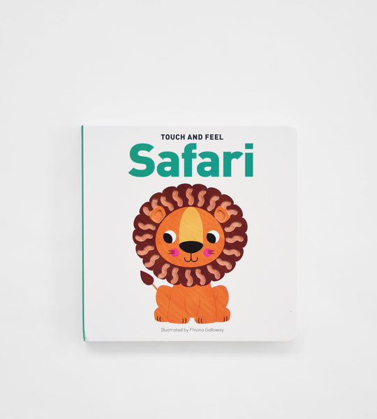 Safari Board Book | Touch & Feel