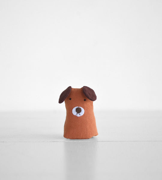 Finger Puppet | Dog