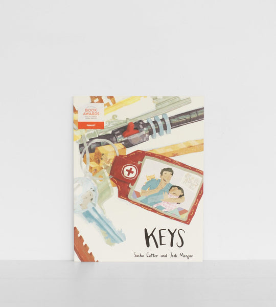 Keys | by Sacha Cotter & Josh Morgan