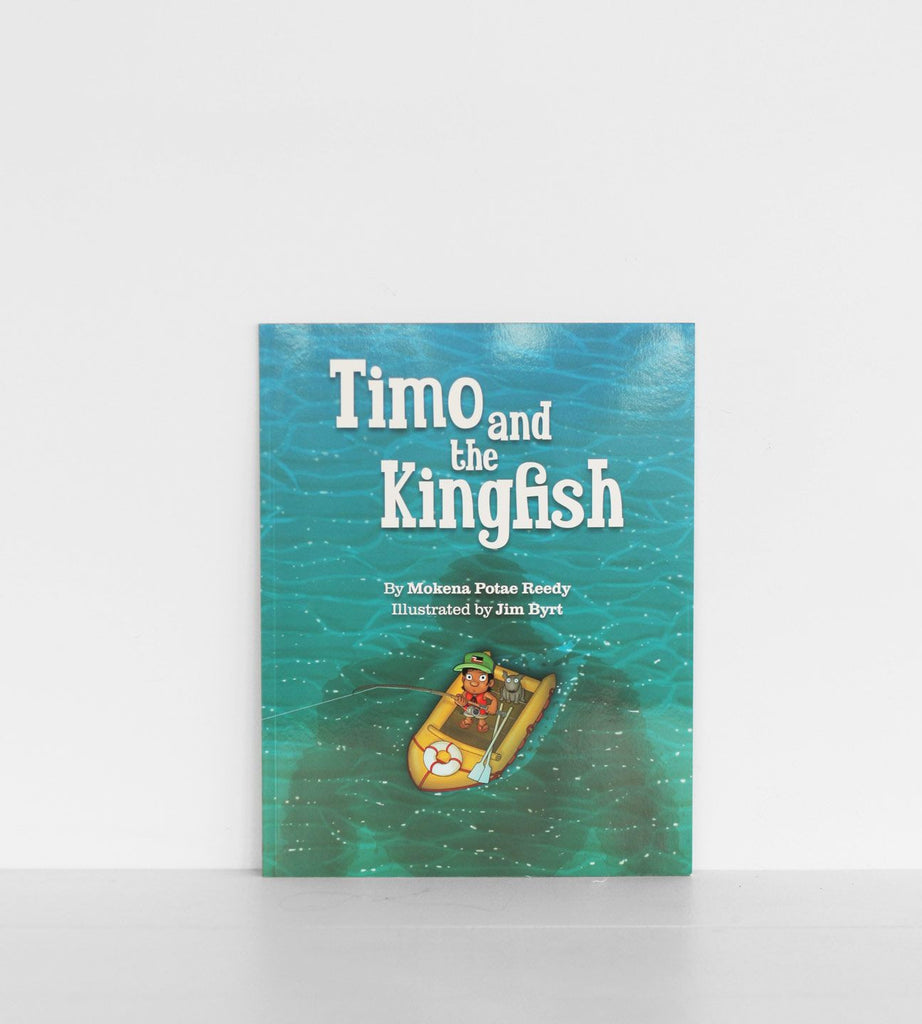 Timo & the Kingfish | by Mokena Potae Reedy