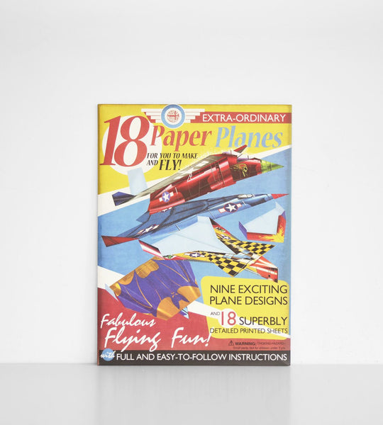 House of Marbles | Paper Plane Kit