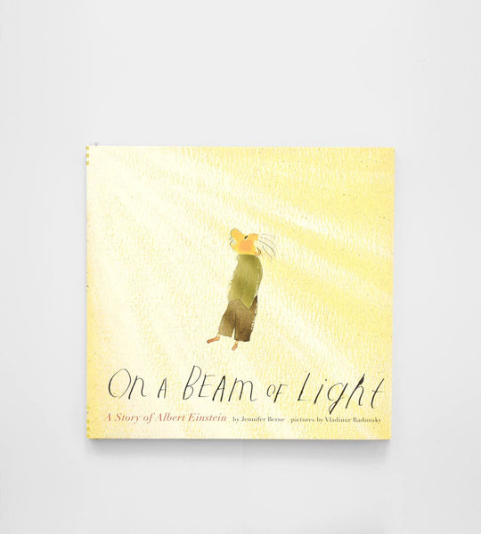On a Beam of Light | by Jennifer Berne | Hard Cover