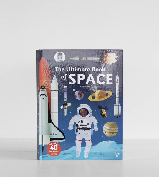 The Ultimate Book of Space | by Anne-Sophie Baumann