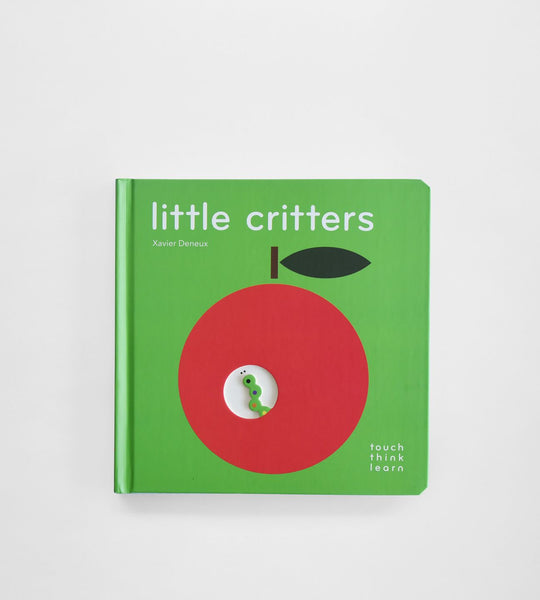 Touch Think Learn | Little Critters