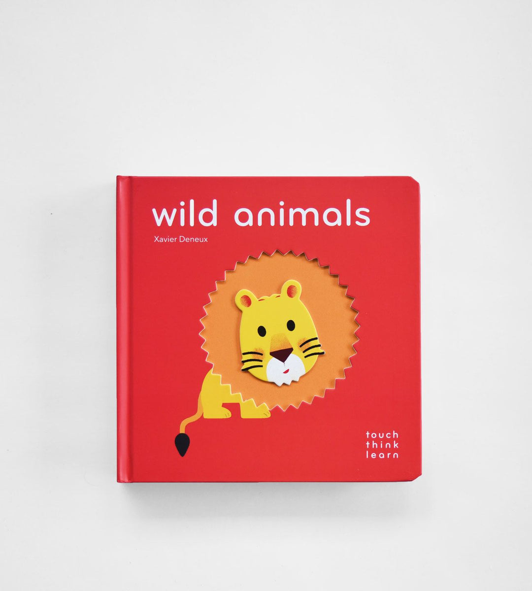 Touch Think Learn | Wild Animals