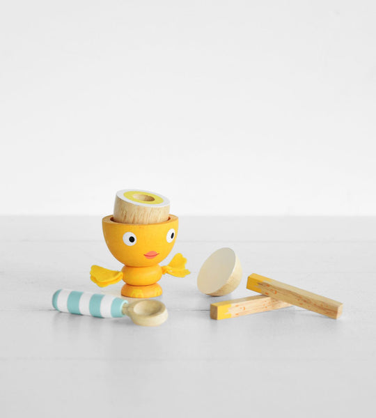 Chicky Chick Egg Cup Set