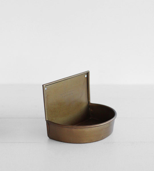 The Society Inc. | Tinsmith Soap Dish