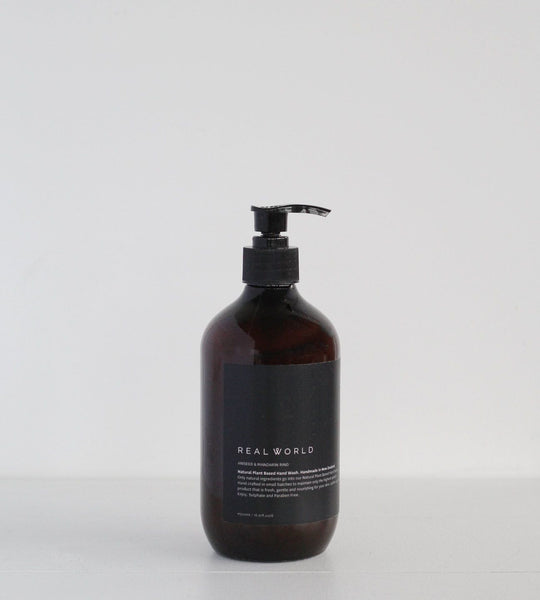 Real World | Hand Wash | Aniseed & Mandarin Rind | Plastic