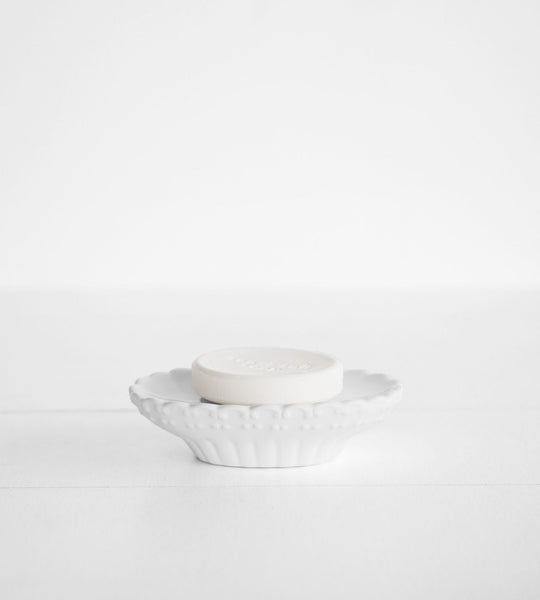 Lussan Oval Soap Dish