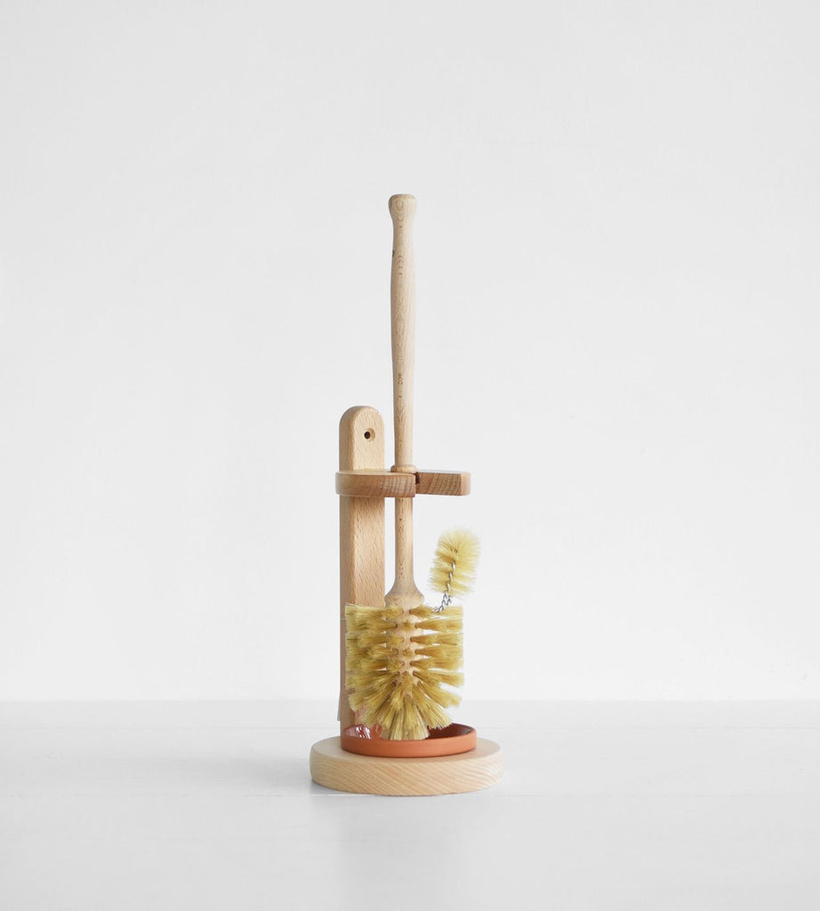 Toilet Brush with Stand