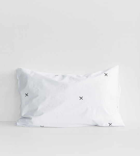 Father Rabbit | Cotton Kisses Pillowcase | Single