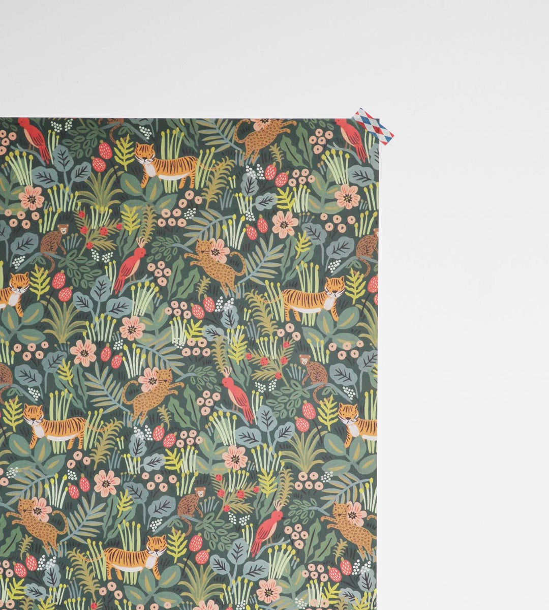 Rifle Paper Co. | Wrapping Sheet | Jungle