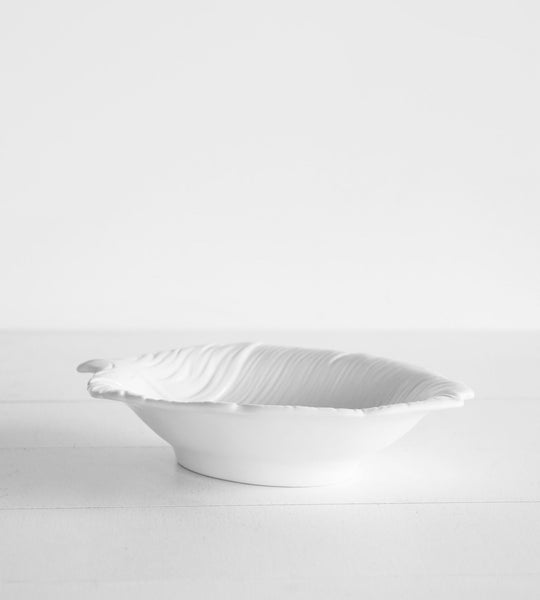 Oval Leaf Bowl | Large