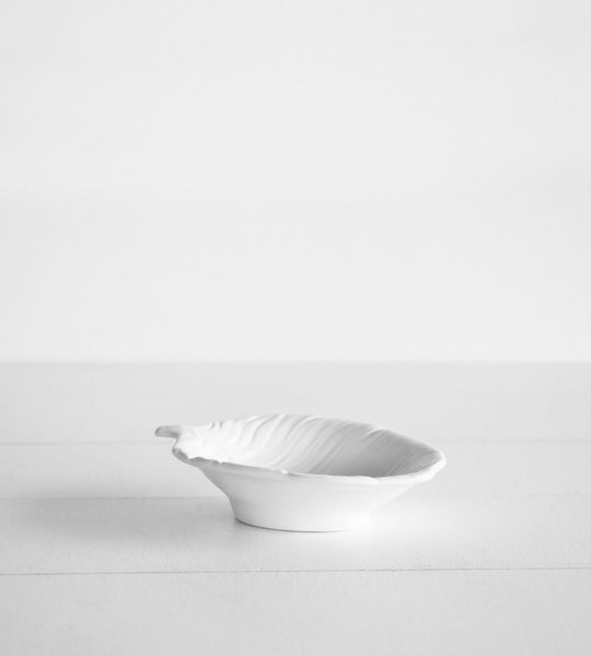 Oval Leaf Bowl | Small