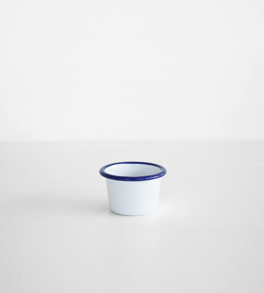Traditional Enamel | Mini Dip Cup | 6cm