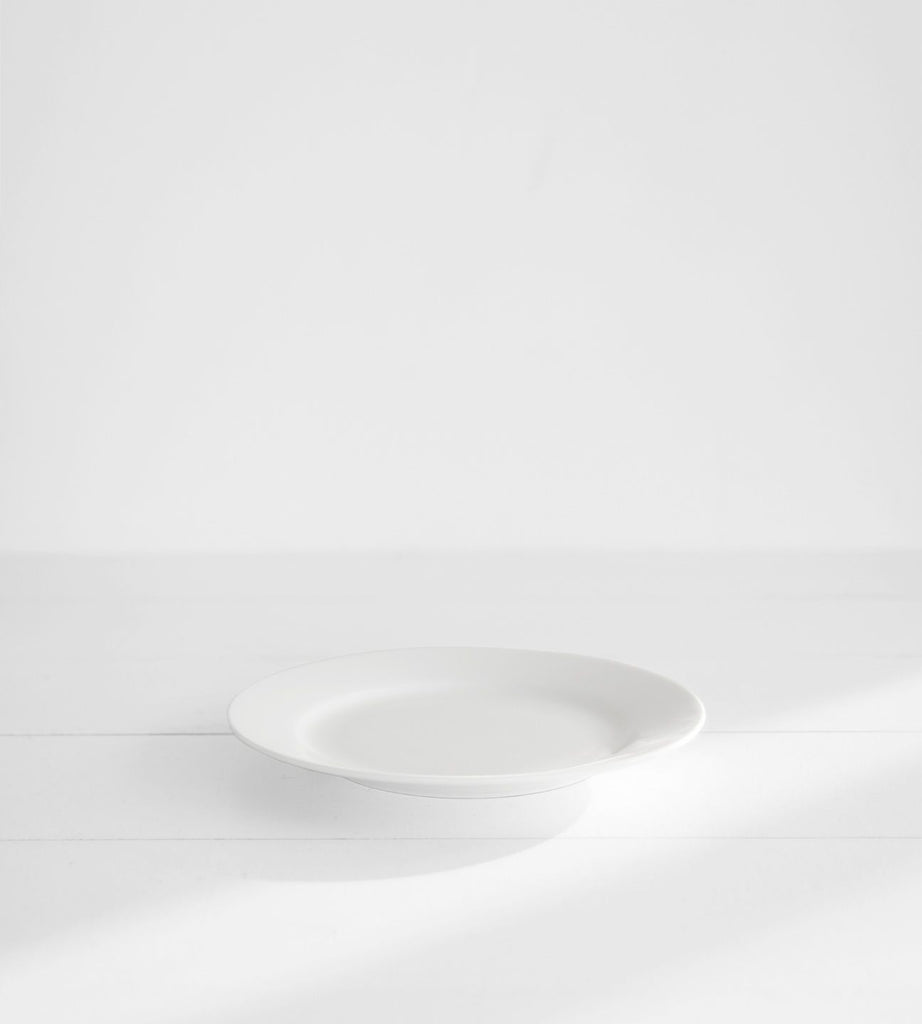 Fine Bone China | Rimmed Side Plate
