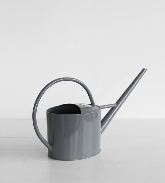 Indoor Watering Can Grey