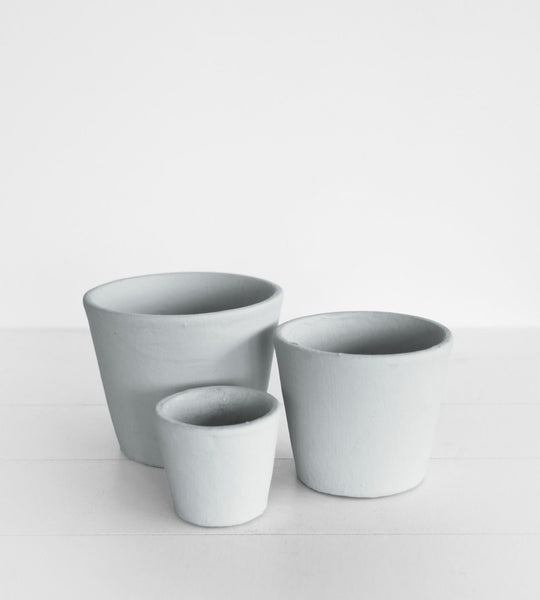Serax | Stoneware Flower Pot | Grey