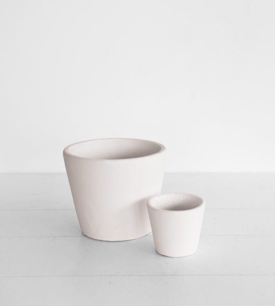 Serax | Stoneware Flower Pot | Off White