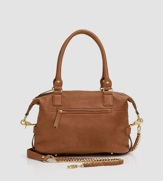 Harry & Co. | Jackie Bag | Bubble Leather | Tan