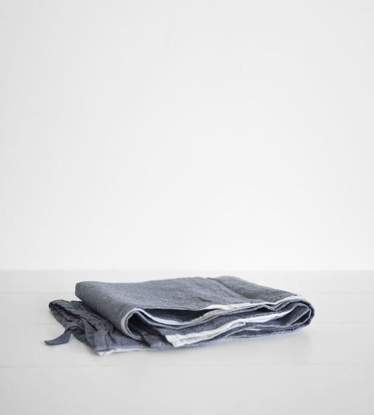 Bianca Lorenne | Tea Towel | Denim Chambray