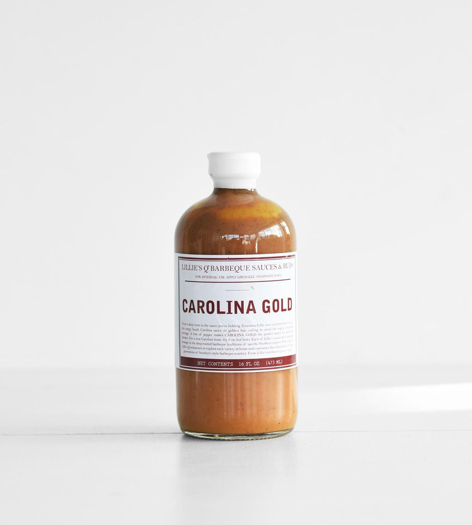 Lillie's Q | BBQ Sauce | Carolina Gold