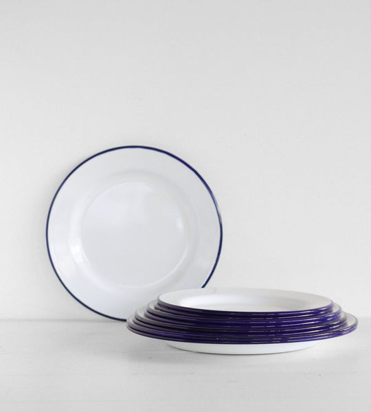 Traditional Enamel | Dinner Plate