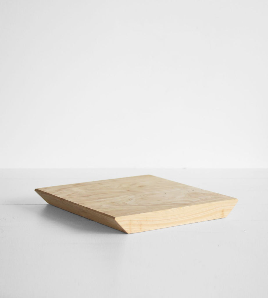Macrocarpa Square Chopping Board