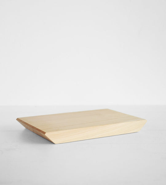 Macrocarpa Rectangle Chopping Board