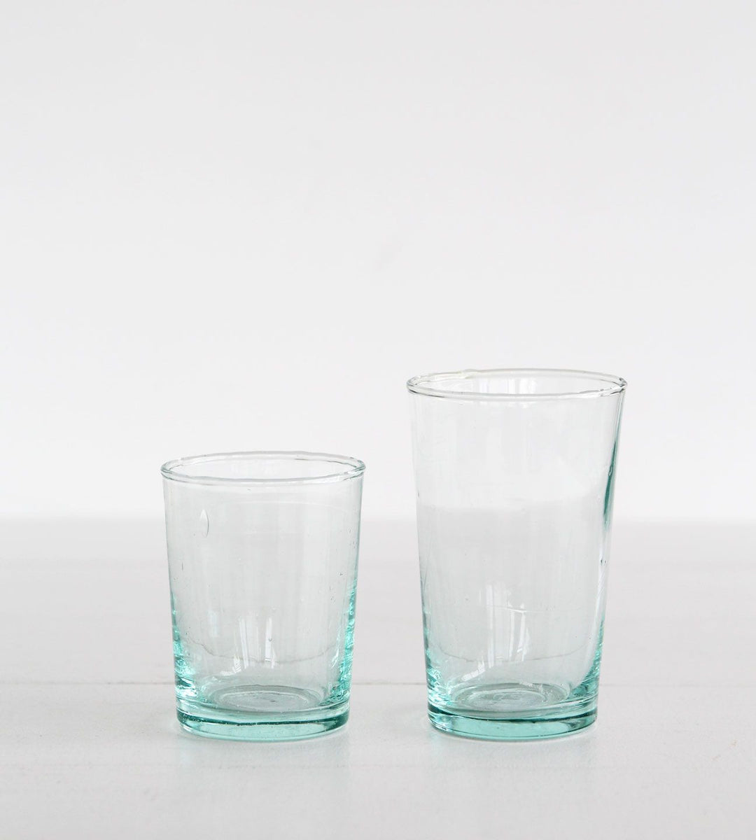 Beldi Straight Glass Moroccan Tumbler