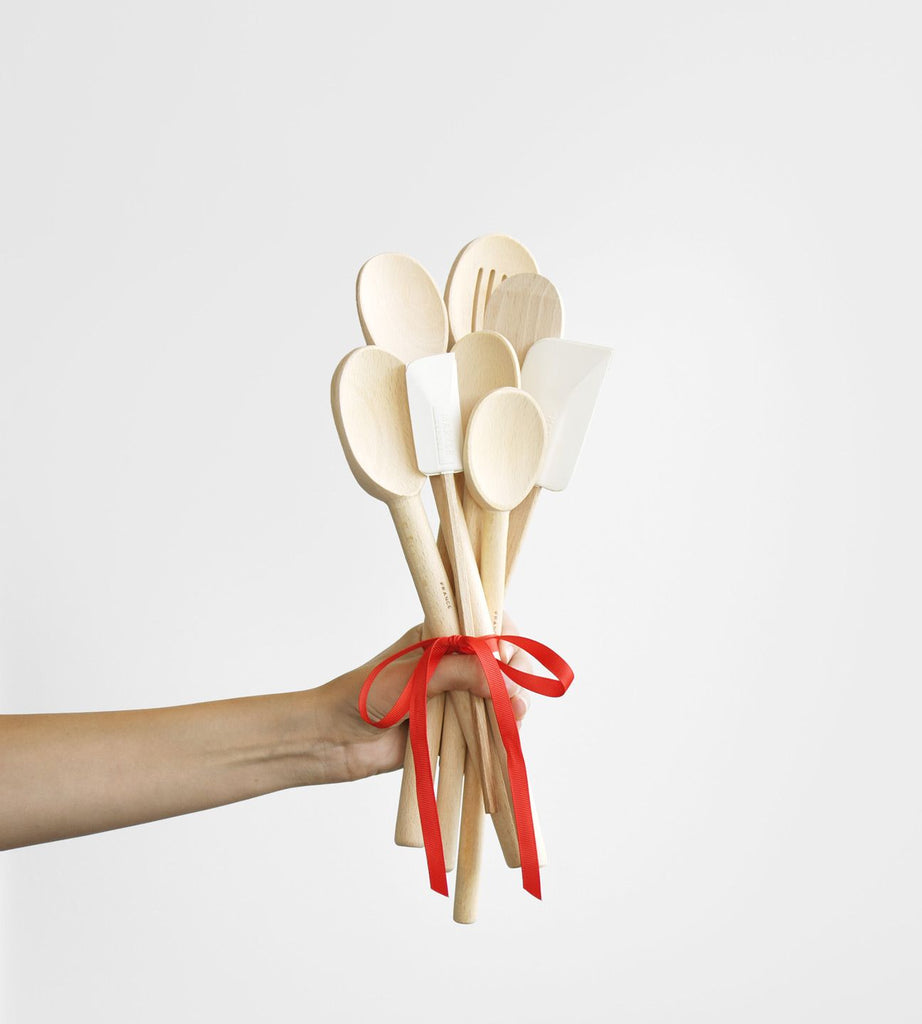 Father Rabbit Bouquet | Essential Wooden Spoons