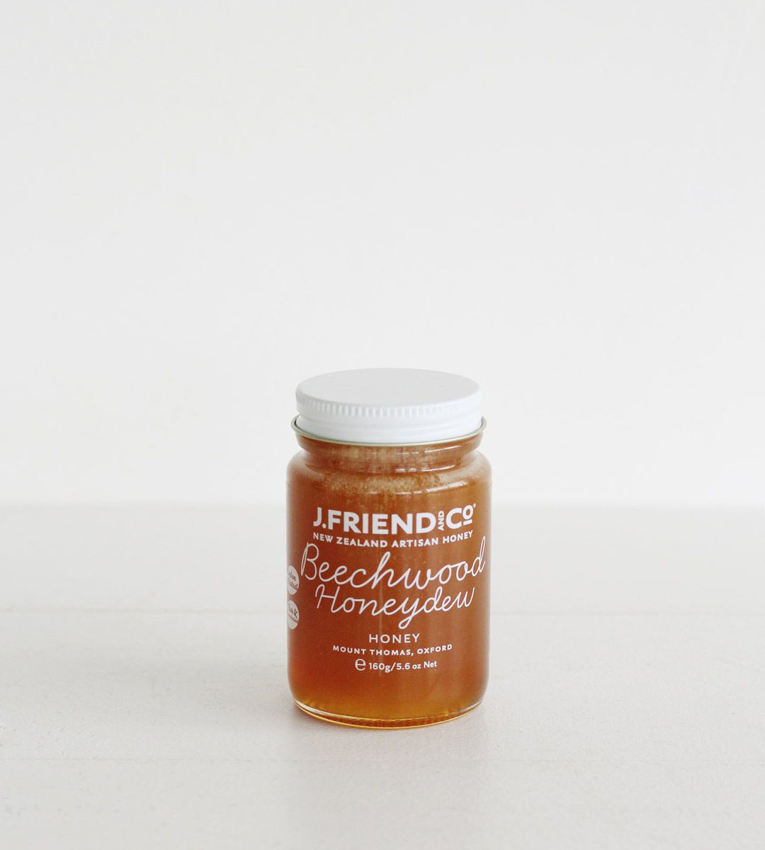 J. Friend & Co. | Beechwood Honeydew Honey | 160g