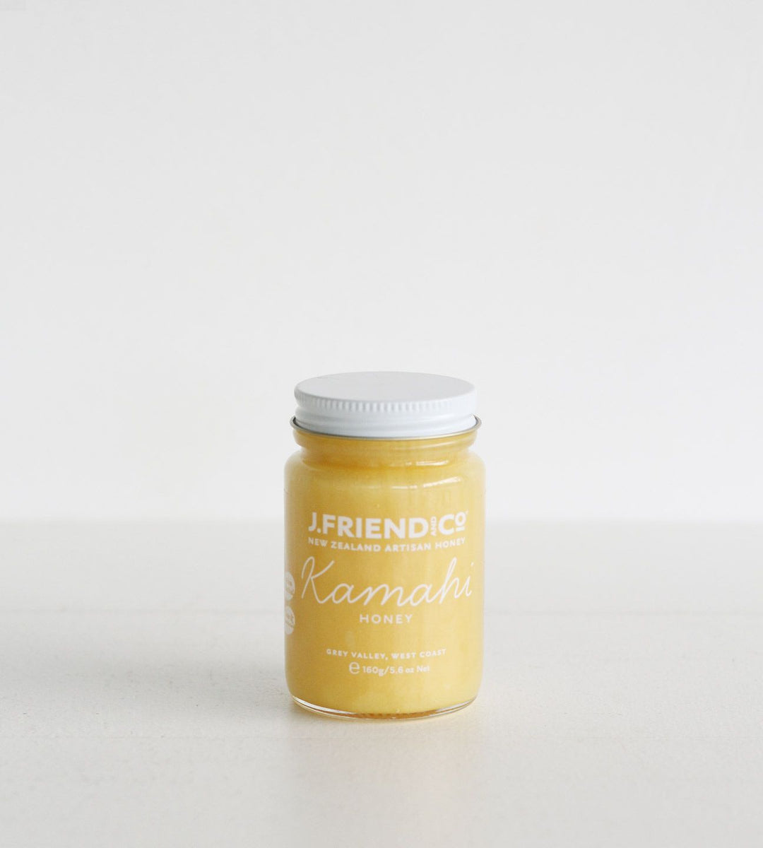 J. Friend & Co. | Kamahi Honey | 160g